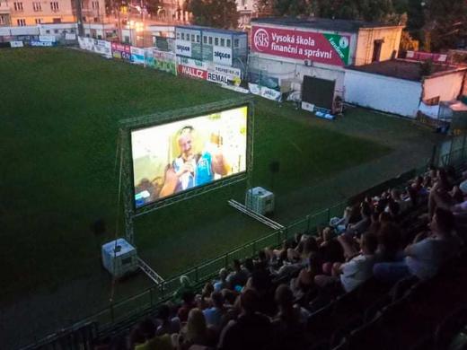 Letní kino v Ďolíčku 20.7.-31.7.2020