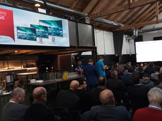 Konference Fujitsu 10.3. 2020