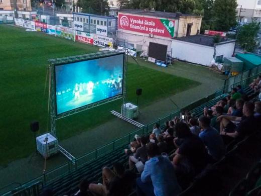 Letní kino v Ďolíčku 20.-31.7. 2020